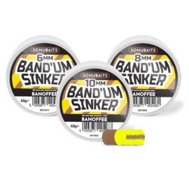 Band'um Sinker Banoffee  8mm