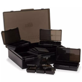 Nash Box Logic Medium Tackle Box Loaded