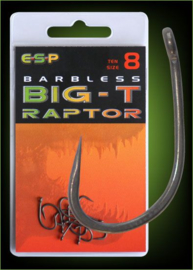 ESP Raptor Big-T Hook Size 6 Barbless