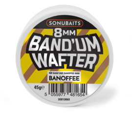 Band'um Wafter Banoffee  8mm