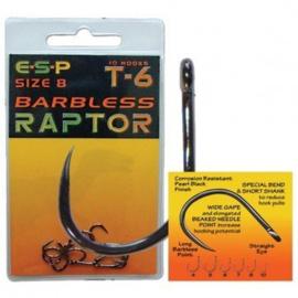 ESP Raptor T-6 Hook Size 7 Barbless