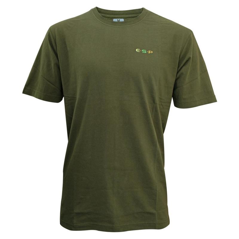 ESP Minimal T-Shirt Olive Green