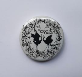 A 1000 Cranes button