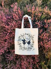 "Cotton tote bag ""A 1000 Cranes"""
