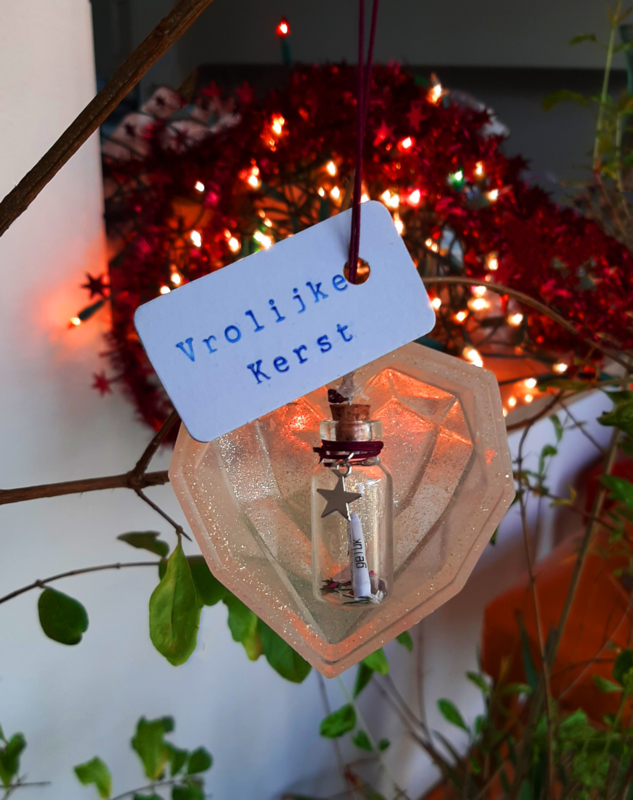 Celestial Dream Kerst ornament