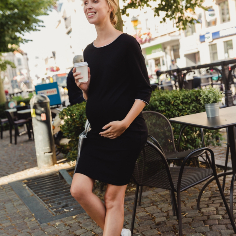 ADALINE DRESS BLACK-