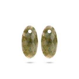 Blush Oorbedel 820LABL - Labradorite