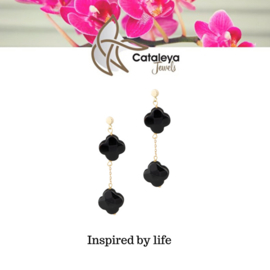 Cataleya Jewels happy clover Twinny