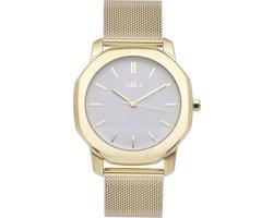 IKKI VANCE VC04 Horloge - Goud/Wit
