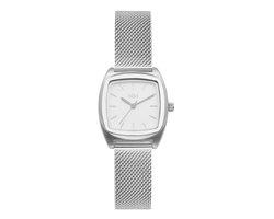 IKKI VINCI VN01 Horloge - Zilver/Wit