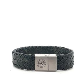 Zero Jewels - Rotterdam - armband - groen