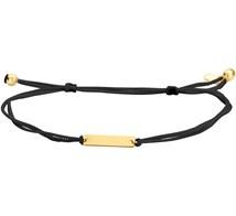 Armband goud   Goud 14 karaat  plaat