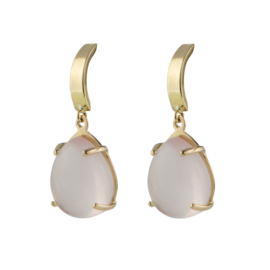 Cataleya Earrings Beau Monde Light Pink