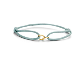 Just Franky Iconic Bracelet Double Open Circle