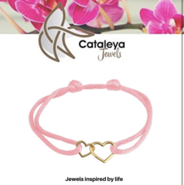Cataleya jewels double  heart 💖