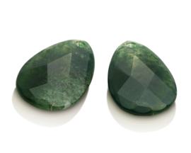 Labradorite - Leaf small edelstenen