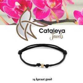 Cataleya Jewels Satijnkoord armbanden