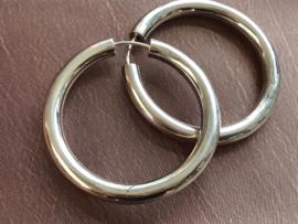 Occasion zilveren oorringen