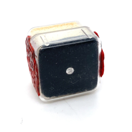 Diamant - 0.06 ct. - briljant slijpsel - IF - D