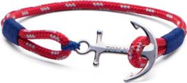 Tom Hope Arctic Blue XS Armband (lengte:15.00-16.50 cm) T0020