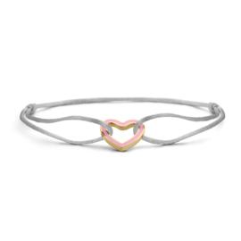 Just Franky - Heart Bracelet Summer Edition
