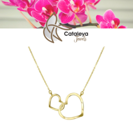 Cataleya Jewels - collier - Sweet hearts