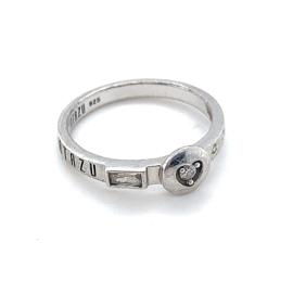 Occasion zilveren ring van Otazu