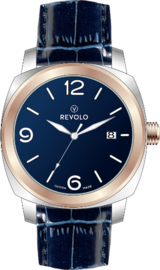 Revolo Custom Made horloge. Uniek design!