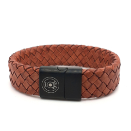 Zero jewels Armband Medellin bruin