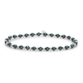 Hematite Interstellar armband