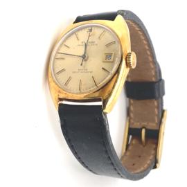 Occasion geelgouden Tudor dames horloge