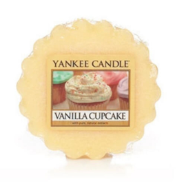 Yankee Candle Vanilla Cupcake tarts