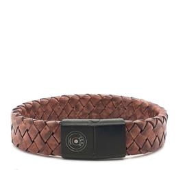 Zero Jewels - Medellin - armband - bruin