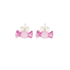 Zilveren Earrings Candy