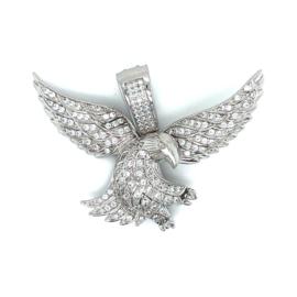 Zilveren grote adelaar 🦅