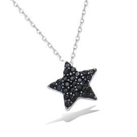 Collier Black Star