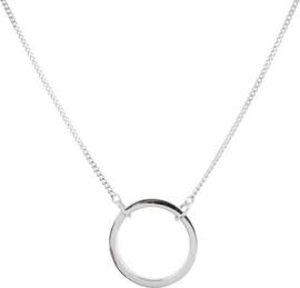 Lovenotes - Zilveren symboolcollier 46-50 cm