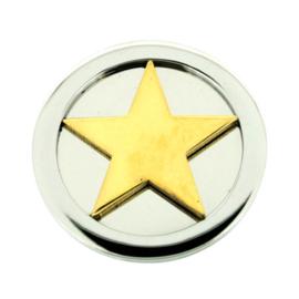 3D Mi Moneda ster goud