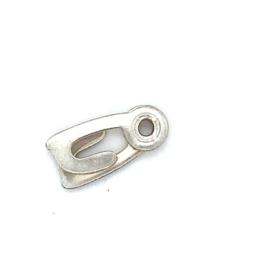Occasion zilveren Amerikaanse haak zwaart 16mm