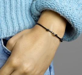 Armband ringetjes 13 - 26 cm