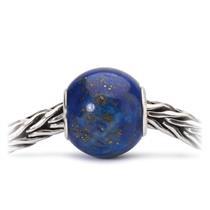 Trollbeads Lapis lazuli, rond