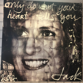"Jack Liemburg ""Diana - Only Do What Your Heart Tells You"""