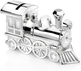 Zilverstad Spaarpot Locomotief