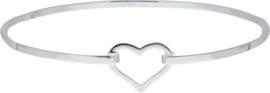 Lovenotes Armband - Zilver - 19 cm