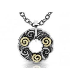 Ammonites Again pendant