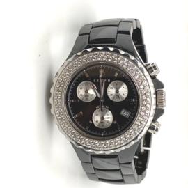 Occasion Steph keramisch horloge