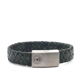 Zero Jewels - Medellin - armband - groen