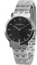 Prisma Herenhorloge P.2185 All stainless Edelstaal