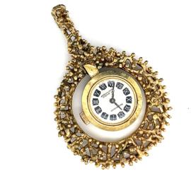 Occasion Aristocrat doublé hanger horloge