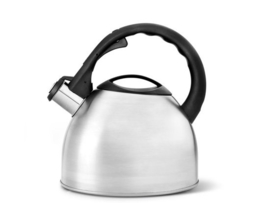 Bredemeijer - Universal Fluitketel 2.5 l zilver